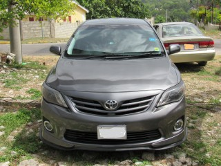 '12 Toyota Corolla for sale in Jamaica