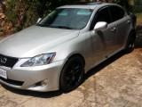 '06 Lexus is250 for sale in Jamaica