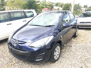 '13 Mazda Demio for sale in Jamaica
