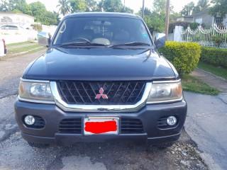 2000 Mitsubishi Montero Sport for sale in Jamaica