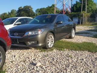 '14 Honda Accord for sale in Jamaica