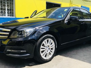 '13 Mercedes Benz C200 CGi for sale in Jamaica