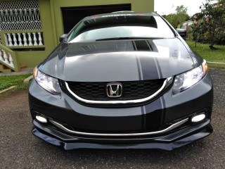 '14 Honda Civic for sale in Jamaica