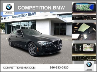 2019 BMW BMW 5 Series 540i xDrive Sedan for sale in St. James, Jamaica