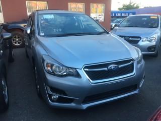 '16 Subaru G4 Sport for sale in Jamaica
