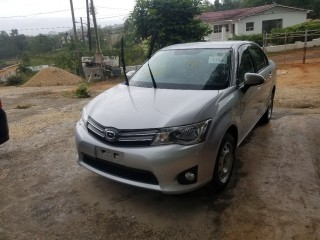 2015 Toyota Axio hybrid for sale in Manchester, Jamaica