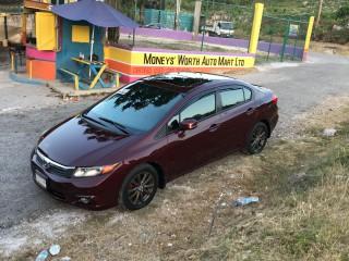 '12 Honda Civic for sale in Jamaica