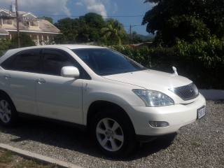 '07 Toyota Harrier for sale in Jamaica