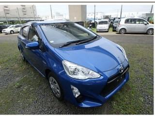 2016 Toyota Aqua for sale in Kingston / St. Andrew, Jamaica
