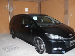2013 Toyota Wish 18S for sale in Kingston / St. Andrew, Jamaica