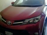 '14 Toyota Rav4 for sale in Jamaica