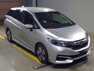 2016 Honda Fit Shuttle Hybrid for sale in Kingston / St. Andrew, Jamaica