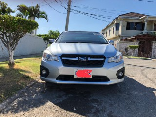 '12 Subaru Impreza for sale in Jamaica