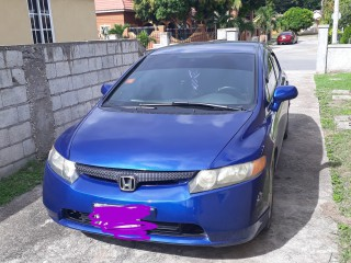 '07 Honda Civic for sale in Jamaica