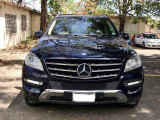 2012 Mercedes Benz ML250d for sale in Kingston / St. Andrew, Jamaica