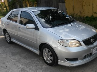 '04 Toyota Vios for sale in Jamaica
