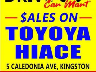 2012 Toyota Hiace for sale in Portland, Jamaica