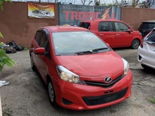 2014 Toyota Vitz for sale in Kingston / St. Andrew, Jamaica