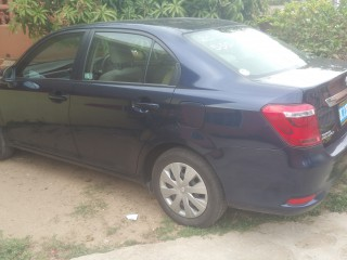 2016 Toyota Axio Corolla for sale in Kingston / St. Andrew,