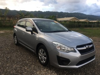 '13 Subaru Impreza for sale in Jamaica