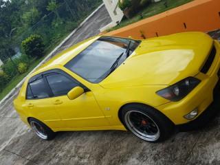 '03 Toyota Altezza for sale in Jamaica