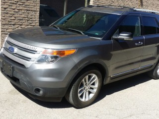 '12 Ford Explorer for sale in Jamaica