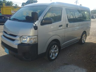 2013 Toyota HIACE COMMUTER for sale in Clarendon, Jamaica