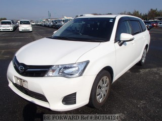 2014 Toyota Corolla Fielder for sale in Kingston / St. Andrew, Jamaica