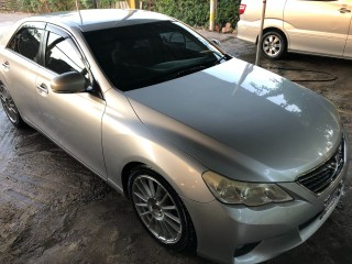 '11 Toyota Mark X for sale in Jamaica