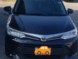 2016 Toyota Axio for sale in Kingston / St. Andrew, Jamaica