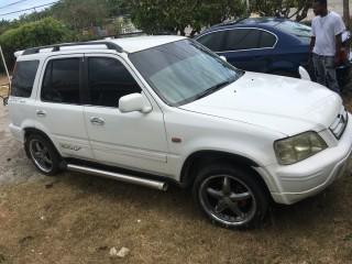 '98 Honda Crv for sale in Jamaica