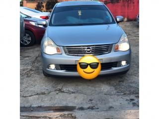 '10 Nissan Bluebird for sale in Jamaica