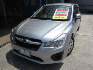 2014 Subaru impreza g4 for sale in Westmoreland, Jamaica