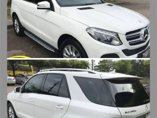 '17 Mercedes Benz ML250 for sale in Jamaica