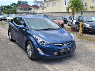 2014 Hyundai ELENTRA for sale in Kingston / St. Andrew, Jamaica