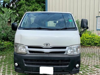 2012 Toyota HIACE DX for sale in Kingston / St. Andrew, Jamaica