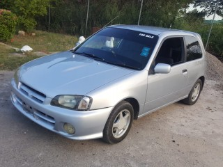 '98 Toyota Starlet for sale in Jamaica