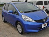 '10 Honda Fit for sale in Jamaica