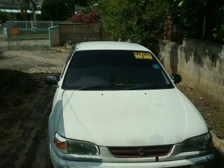 '97 Toyota corolla for sale in Jamaica