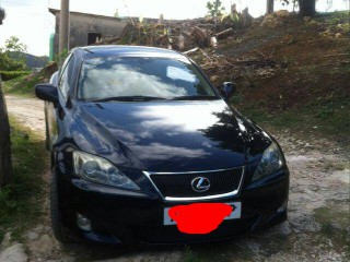 '08 Lexus Is250 for sale in Jamaica