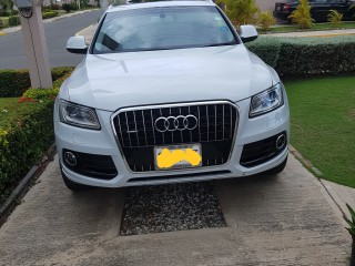 '15 Audi Q5 for sale in Jamaica