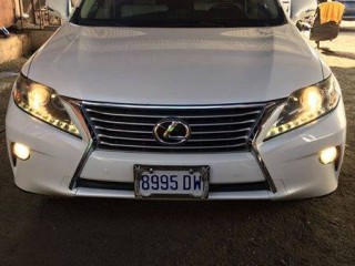 2013 Lexus RX350 for sale in Jamaica