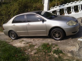 2002 Toyota Corolla for sale in Manchester, Jamaica