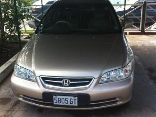 2001 Honda Accord for sale in Kingston / St. Andrew, Jamaica