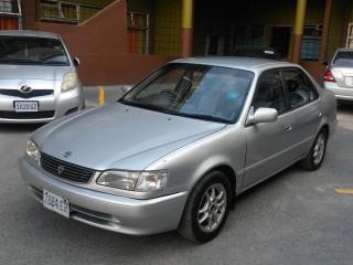 '00 Toyota Corolla for sale in Jamaica
