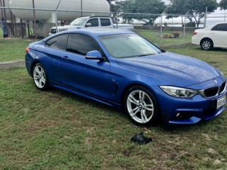 '14 BMW 4 series for sale in Jamaica