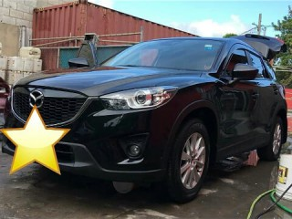 '12 Mazda CX5 for sale in Jamaica