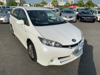 2011 Toyota Wish for sale in St. James, Jamaica