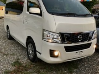 2014 Nissan Caravan HighTop fully seated for sale in Kingston / St. Andrew, Jamaica