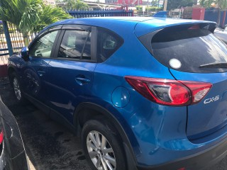 '12 Mazda CX5 for sale in Jamaica